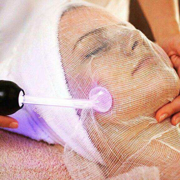 The benefits of a high frequency facial