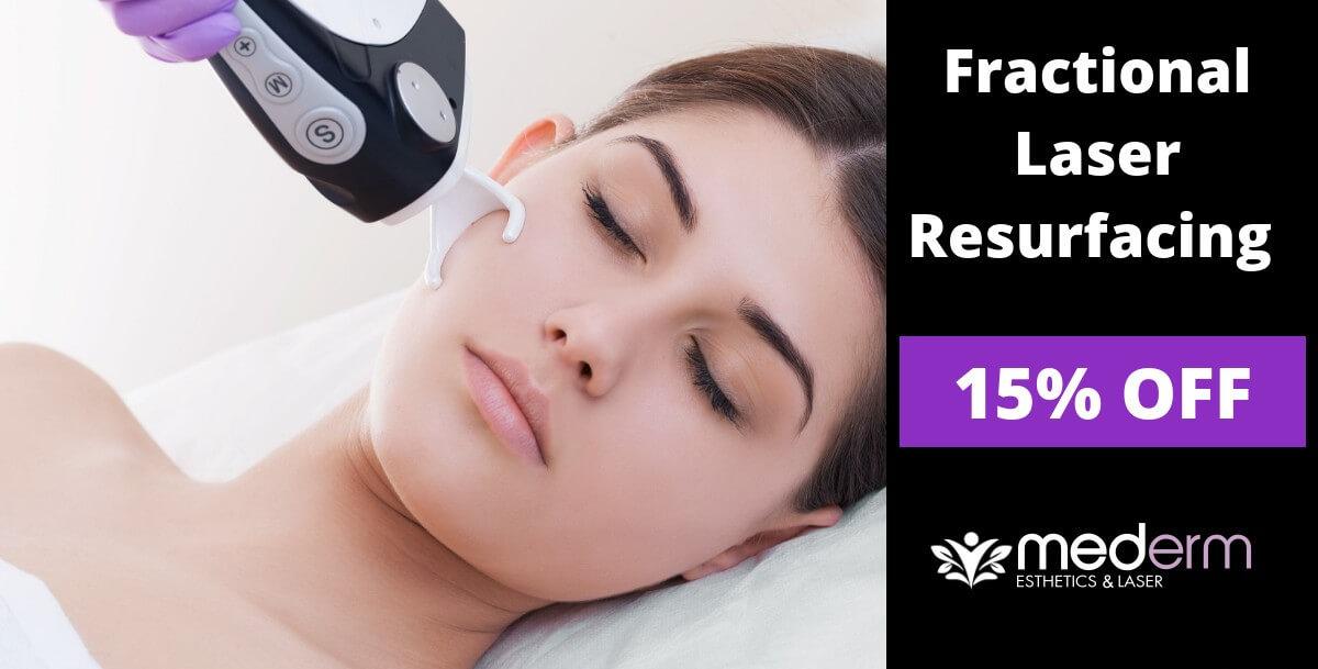 Fractional laser skin resurfacing scar removal | Laser Hair