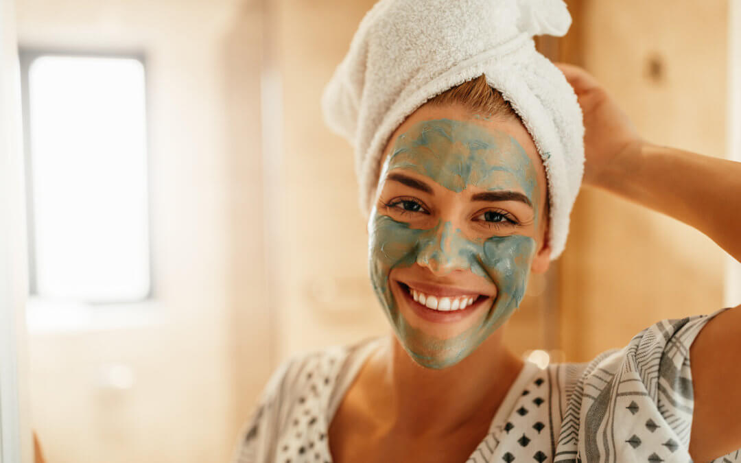 The best face masks for young adults stock