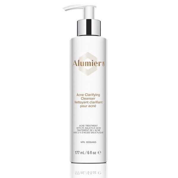 ACNE CLARIFYING CLEANSER- Alumiermd